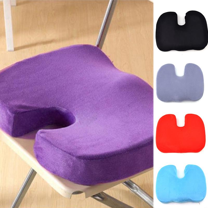 Ортопедическая подушка в разных цветах