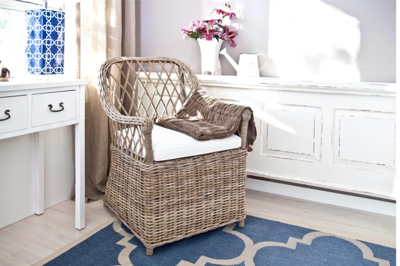 Плетеные кресла для дома и дачи