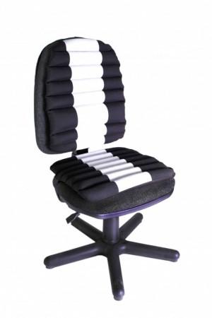 Подушка на кресло из лузги гречихи
