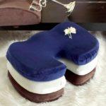 Ортопедические подушки на кресло для офиса, советы по выбору