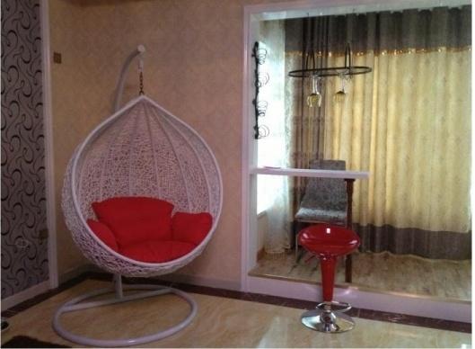 Подвесное кресло для интерьера