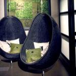 Отличительные особенности подвесных кресел коконов