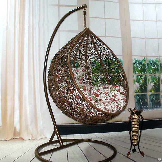 Прдвесное кресло для дома