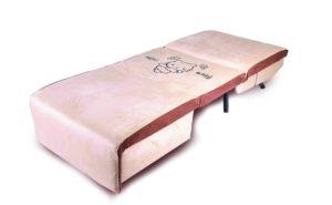 Раскладное кресло в разложенном виде