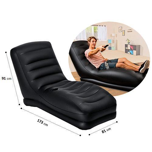 Размеры кресла шезлонга