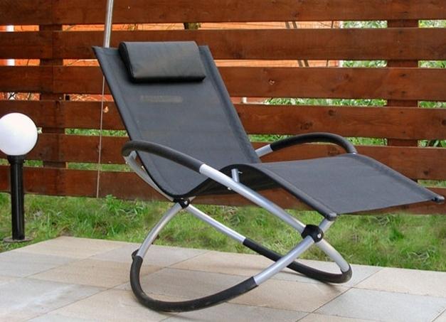 Складное кресло шезлонг