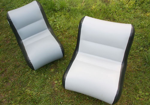 Современные надувные кресла