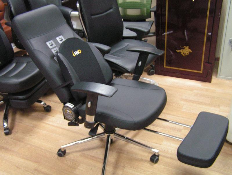 Современный вид кресла реклайнера