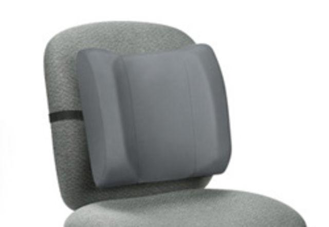 Стандартная подушка для офисного кресла