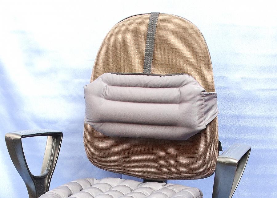 Удобная подушка под спину