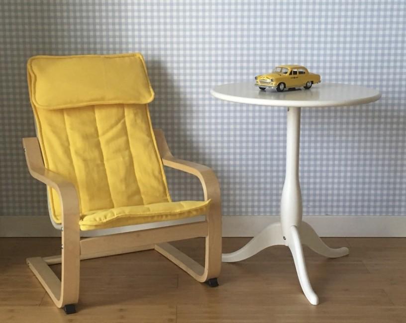 Удобное детское кресло