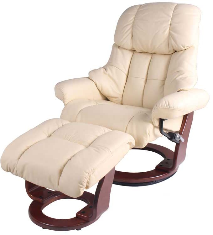 Удобное кресло реклайнер