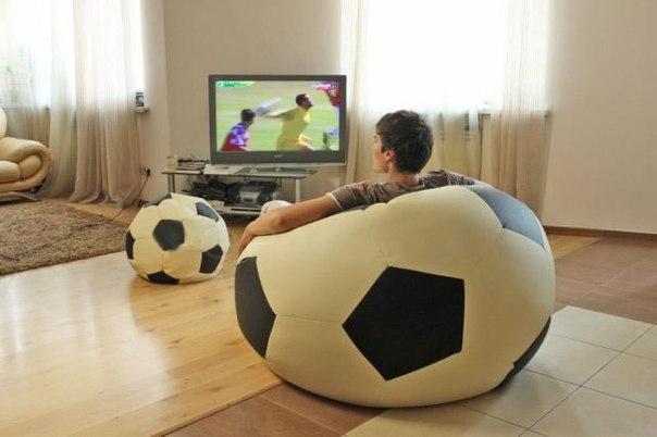 Удобство кресла мяч