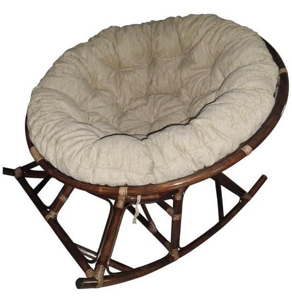 Уютное и стильное кресло