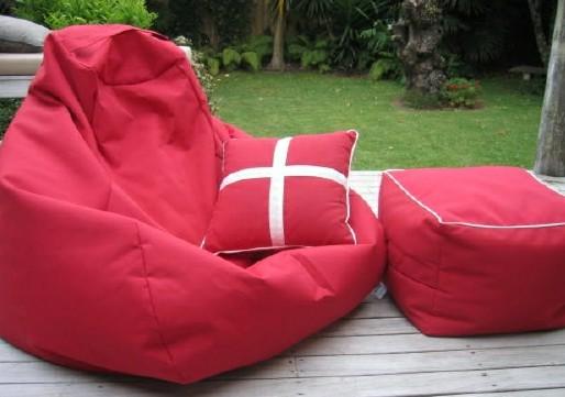 Узнайте как сделать кресло мешок