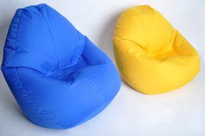 Яркие кресла мешки