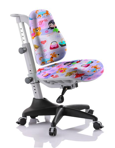 Яркое оформление кресла