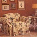 Съемный чехол на кресло, обзор моделей