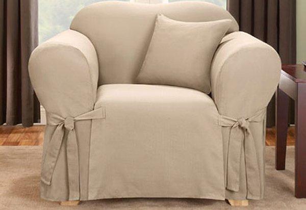 Чехол на кресло кровать