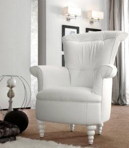 Дизайнерское кресло для гостиной