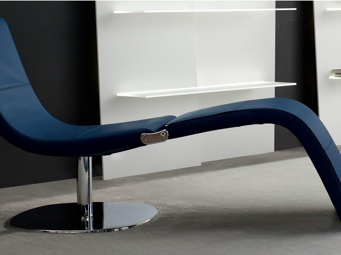 Дизайнерское кресло шезлонг