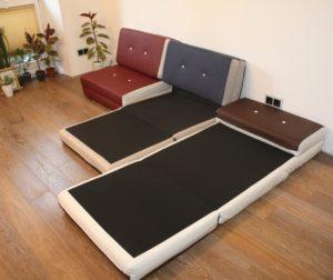 Эргономичное кресло кровать
