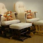 Какими бывают кресла для мамы для кормления ребенка, характеристики моделей