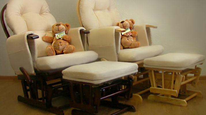 Главные отличия кресла качалки