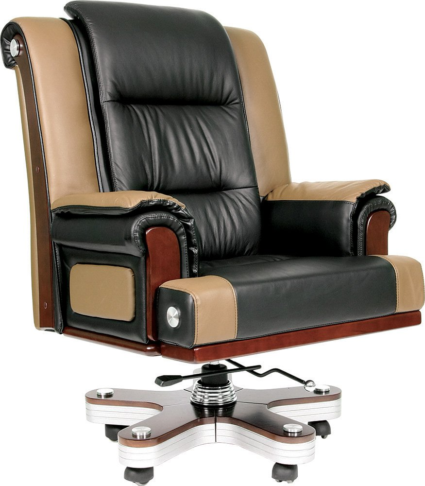Как выбрать удобное кресло для руководителя