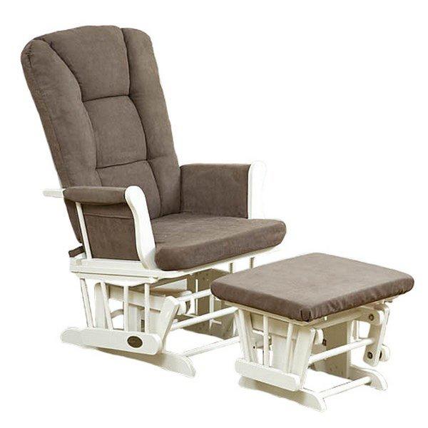 Как выглядит кресло для кормящей матери