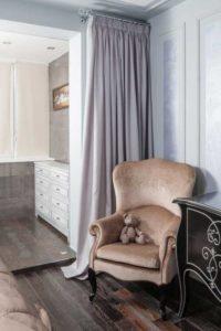 Какая мебель использовалась в интерьере спальни