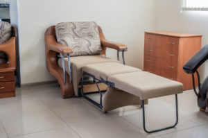 Каркасное кресло трансформер