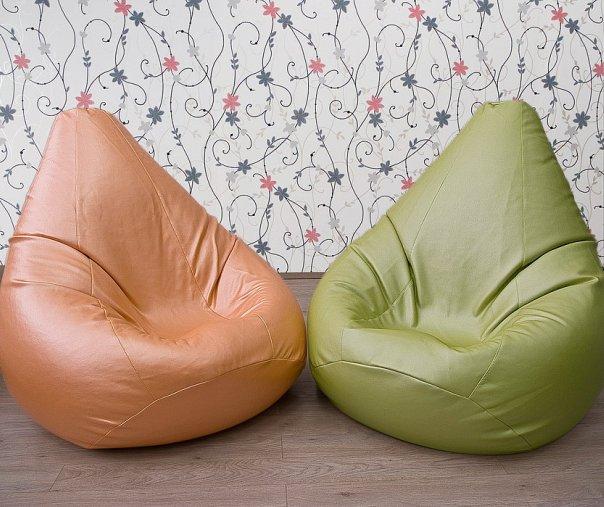 Кожаные кресла мешки