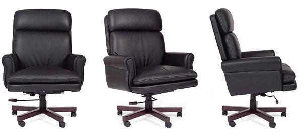 Кресло для руководителя с повышеной нагрузкой