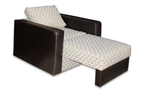 Кресло из эко кожи