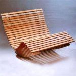 Технология изготовления своими руками кресла качалки из фанеры, чертежи и правила создания