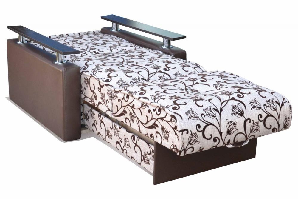 Кресло кровать без спинки