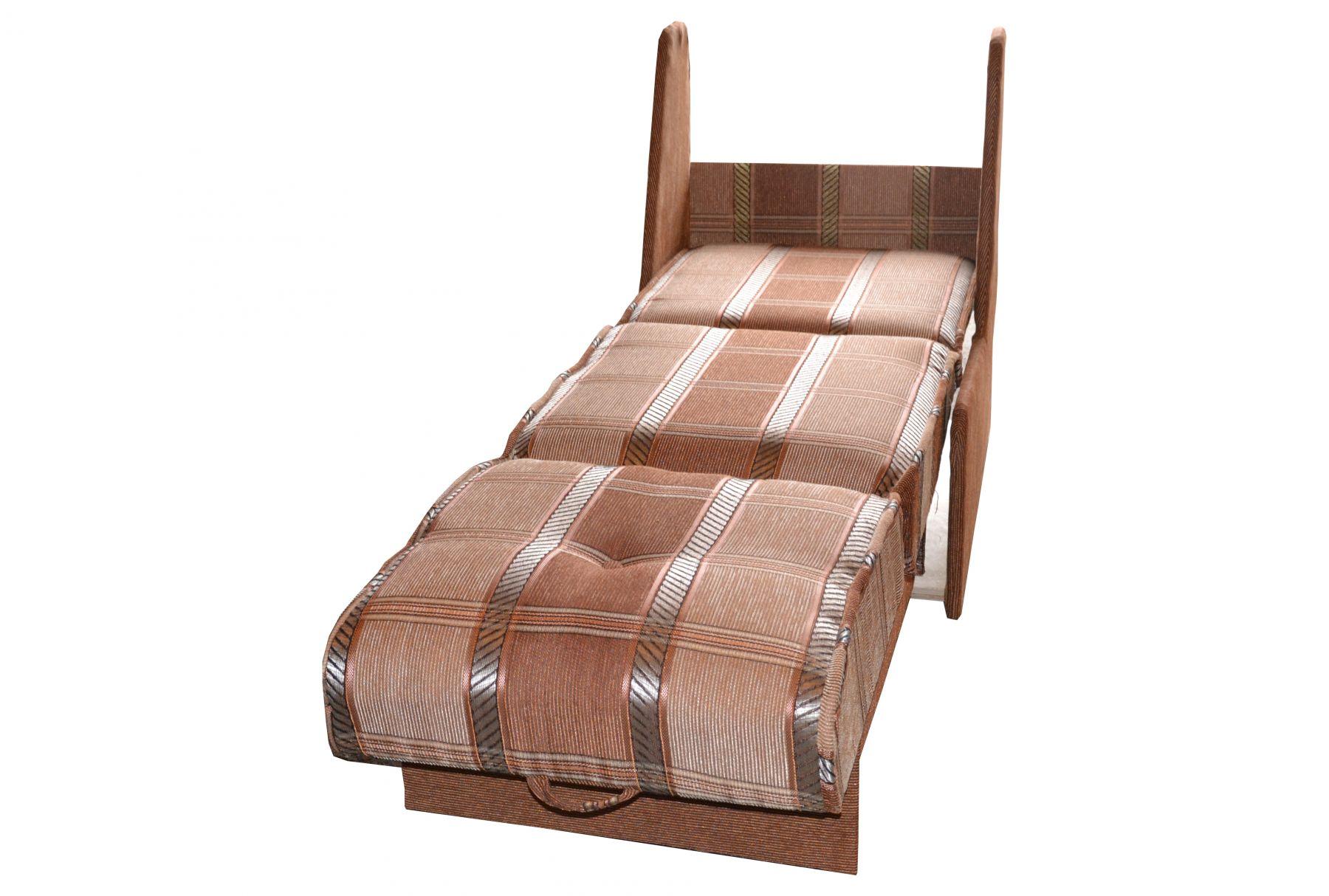 Кресло кровать из шинилла