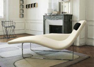 Кресло кушетка на ножках