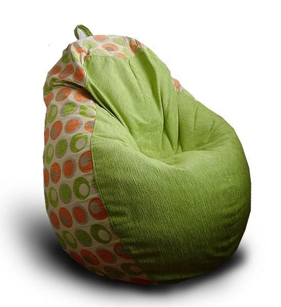 Кресло мешок в виде груши