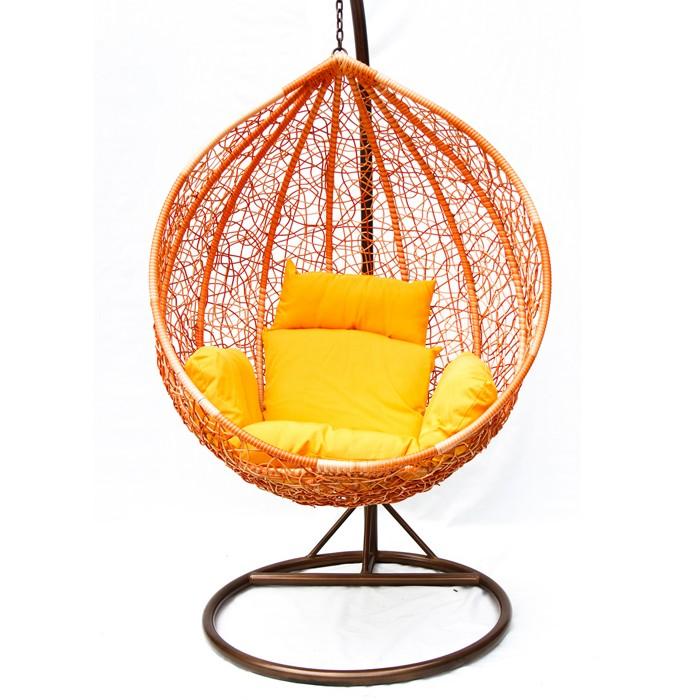 Кресло подвесное светлое