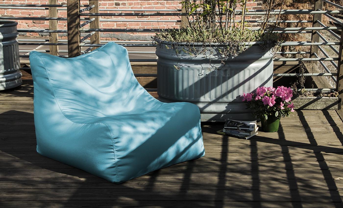 Кресло пуф для дачи
