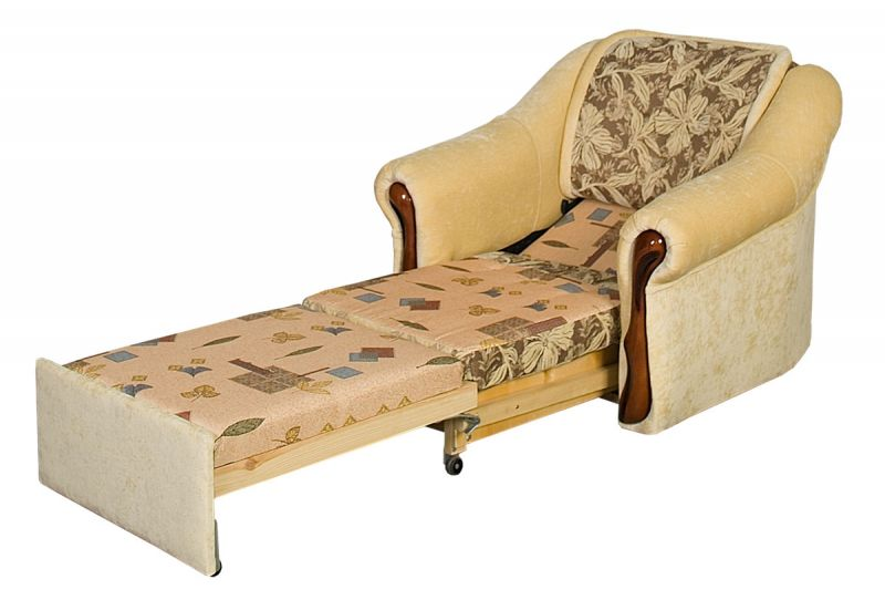 Кресло раскладное в стиле модерн