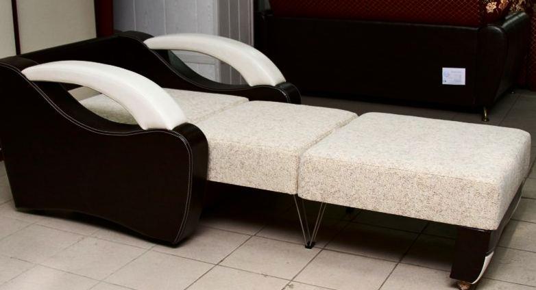 Кресло трансформер с подлокотниками