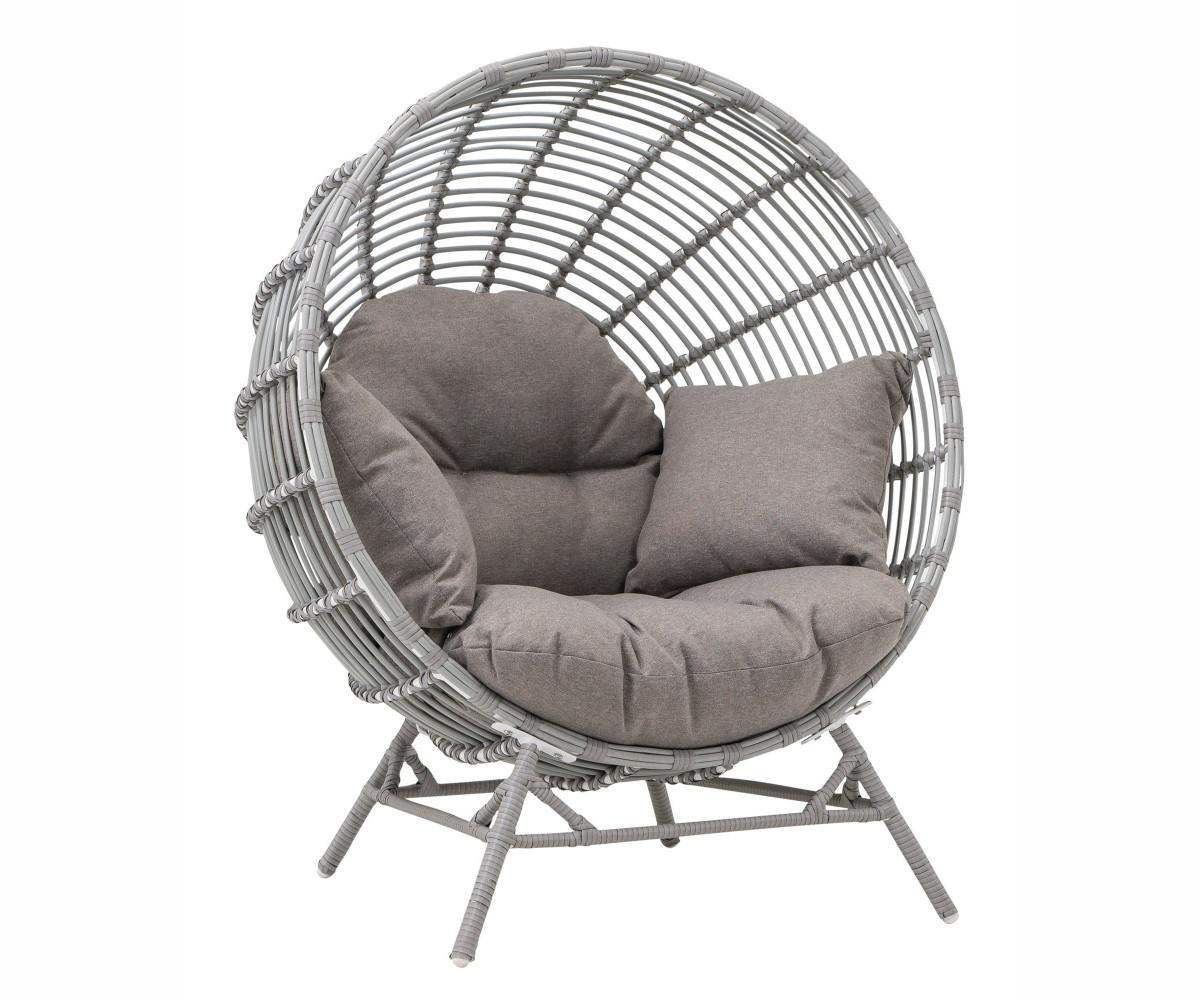 Круглое кресло на ножках