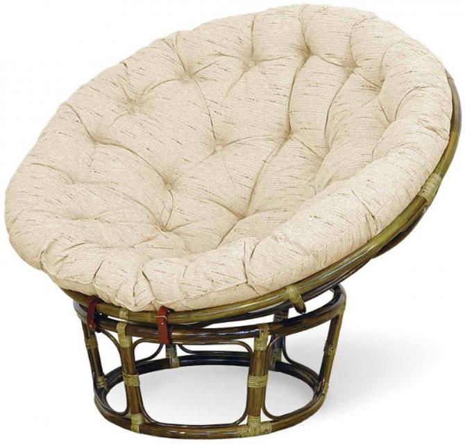Круглое кресло папасан