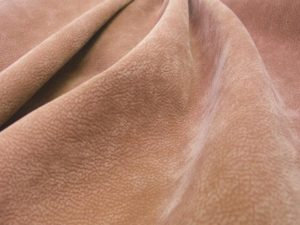 Материал тканный нубук