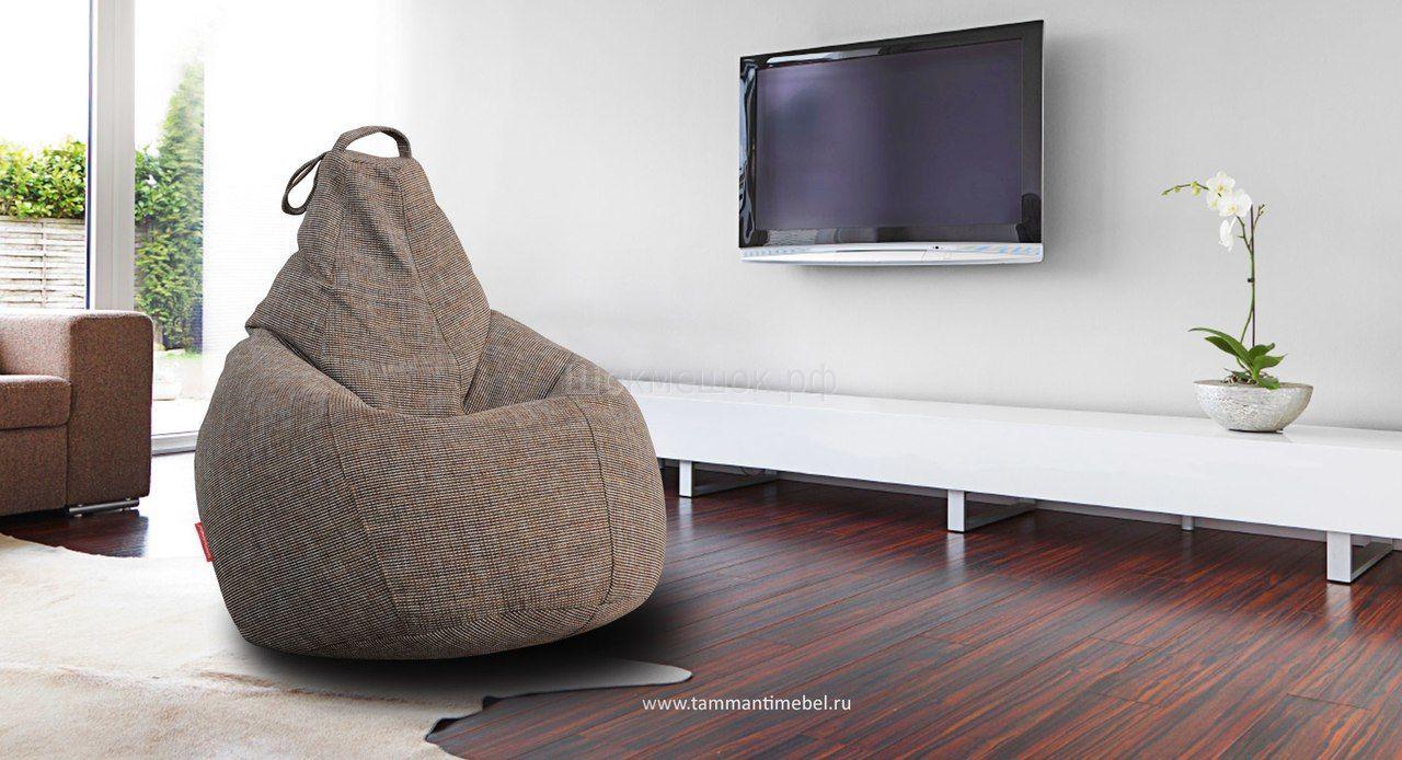 Мебель бескаркасного вида