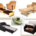 Какими бывают кресла трансформеры, которые могут принимать несколько положений