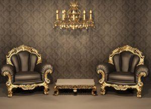 Мягкие кресла классические